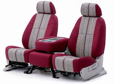 Custom Seat Covers Saddleblanket for 1998 Plymouth Voyager