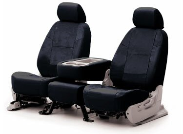 Custom Seat Covers Ballistic for  GMC K1500 Suburban