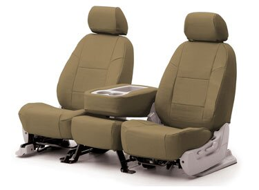 Custom Seat Covers Genuine Leather for  Ford P71 Police Interceptor