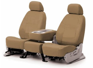 Custom Seat Covers Poly Cotton for  Plymouth Grand Voyager Ext. Wheelbase