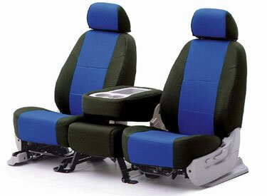 Spacer Mesh Custom Seat Covers for  GMC Safari Extended Length Minivan