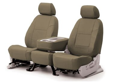 Custom Seat Covers Premium Leatherette for  GMC V2500 Suburban