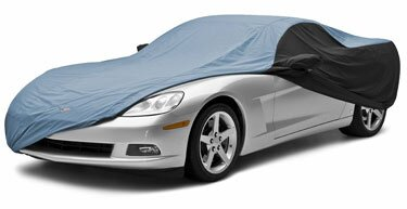 Custom Car Cover Stormproof for  Plymouth Model PC