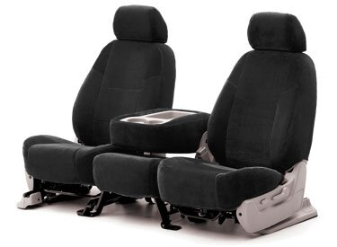 Custom Seat Covers Velour for  GMC C2500 Suburban