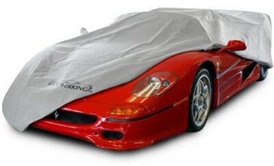 Custom Car Cover Mosom Plus for 1955 Arnott-Climax Coupe