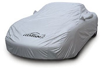 Custom Car Cover Silverguard Plus for  Plymouth Model PC