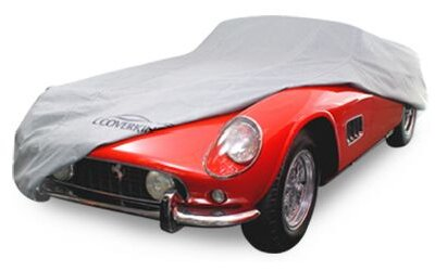 Custom Car Cover Triguard for 1955 Arnott-Climax Coupe