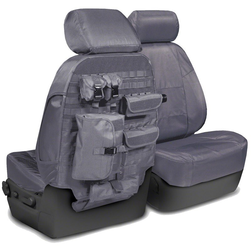 Custom Tactical Seat Covers for  GMC Safari Extended Length Minivan