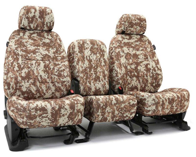 Custom Seat Covers Digital Camo for  Mitsubishi Galant