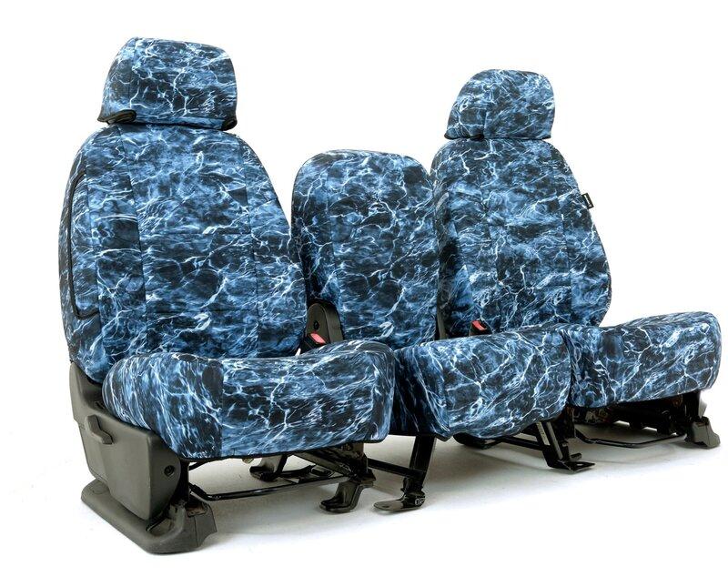 Custom Seat Covers Mossy Oak Elements for  Mitsubishi Galant