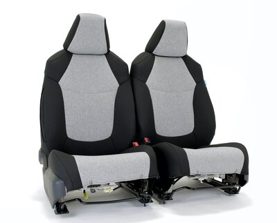 Custom Seat Covers SpartanShield for  Hyundai Kona Electric